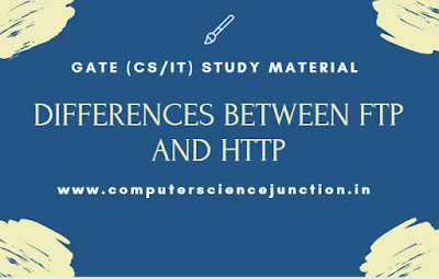 difference between http and ftp