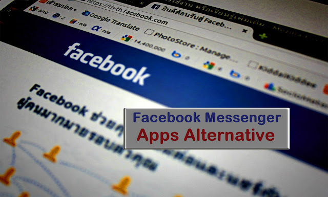 Facebook Messenger Apps Alternative