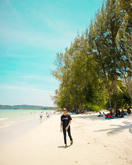 Pantai Lagoi Bay Bintan Promosi Wisata Kepri Promotion 081210999347