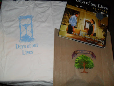 Win a shopping gift bag from Horton Town Square from 'Days of Our Lives'