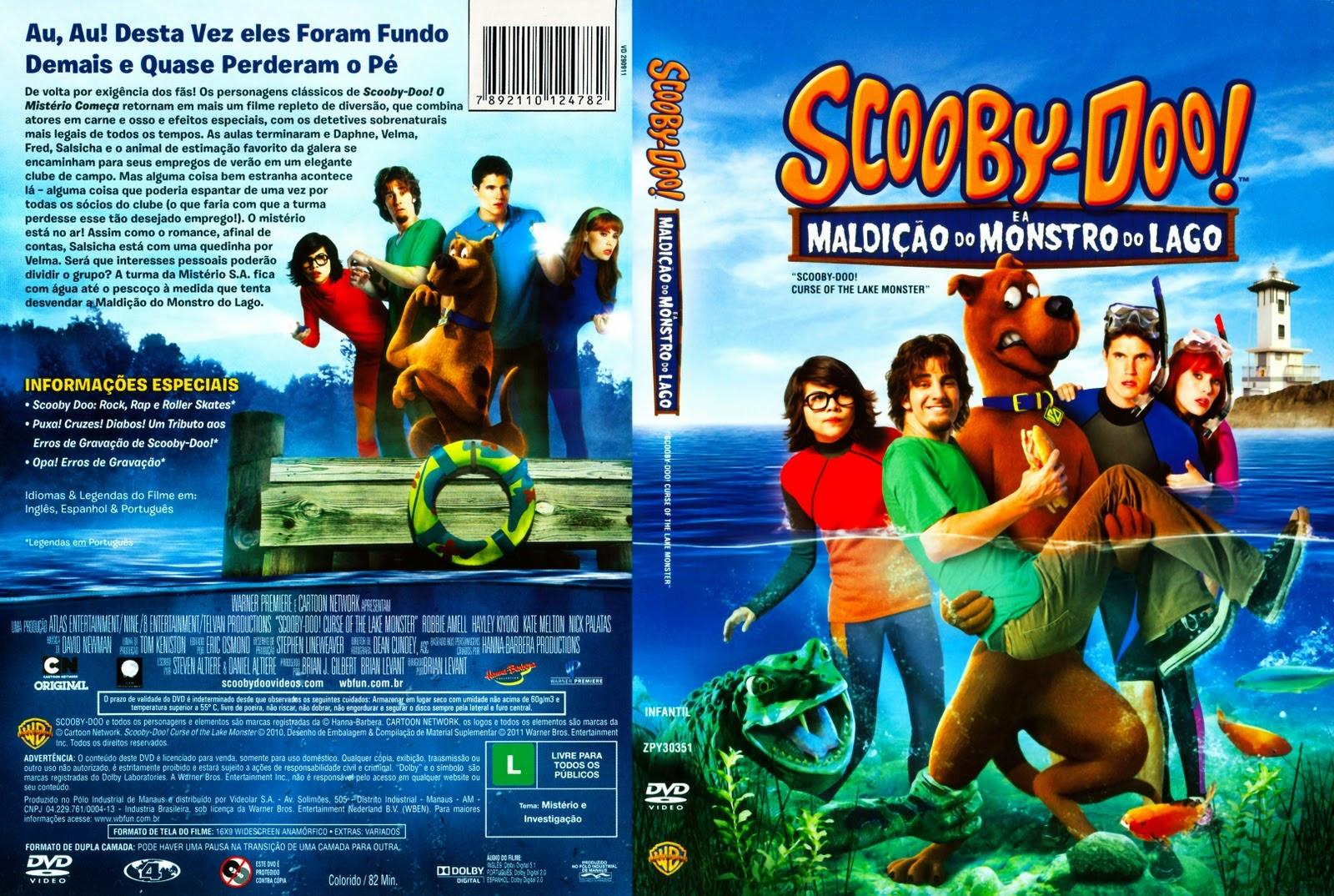 Scooby-Doo  A Maldição do Monstro do Lago