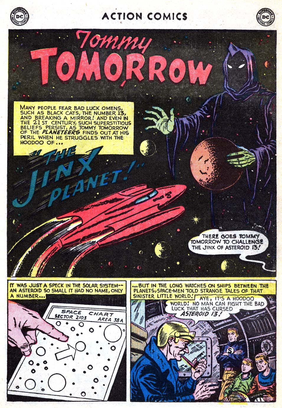 Action Comics (1938) 182 Page 24