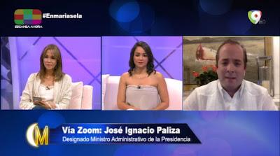 Ignacio Paliza insiste en que en la RD se hará justicia