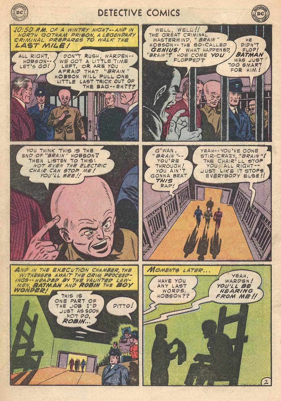 Read online Detective Comics (1937) comic -  Issue #210 - 4