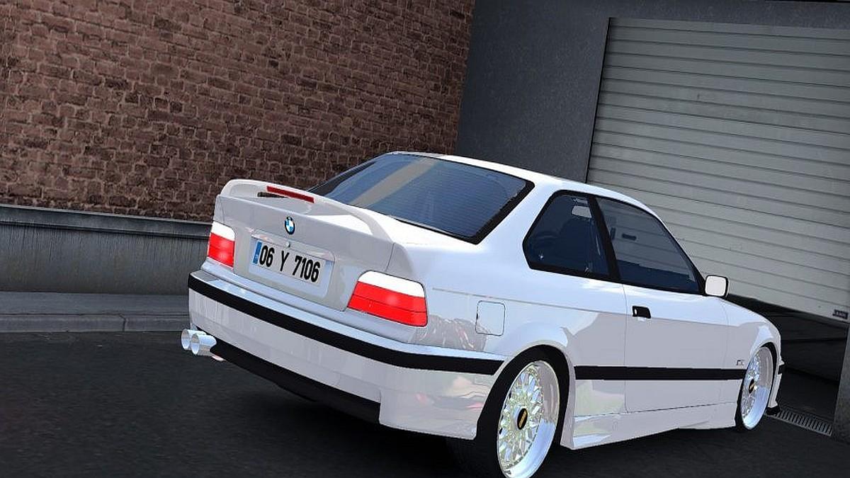 Car - BMW E36 320i