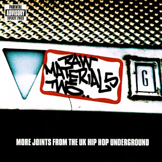 Various Artists - Raw Materials Two (More Joints From The U.K. Hip-Hop Underground) (2000) (Inlgaterra)