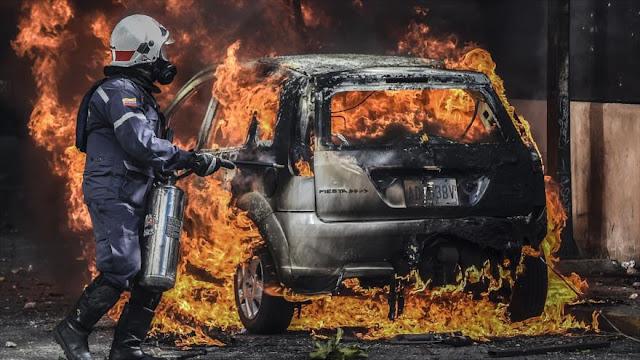 Venezuela emite informe sobre víctimas de violencia opositora