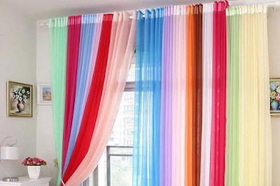 Memilih Gorden Jendela Untuk Rumah minimalis
