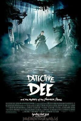 Sinopsis film Detective Dee (2010)