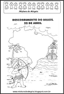 Dia do descobrimento do Brasil