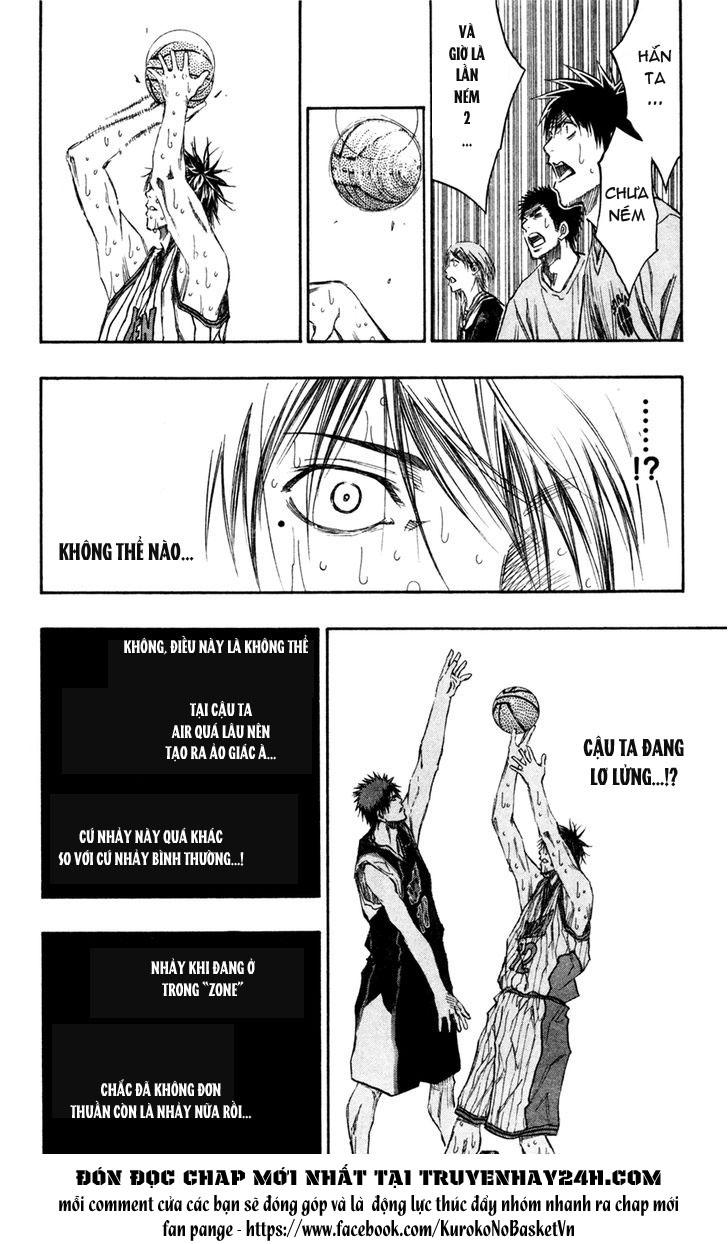 Kuroko No Basket chap 164 trang 8