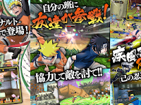 Naruto Shinobi Collection Shippuranbu MOD v.3.4.0 Unlimited Apk Android Terbaru