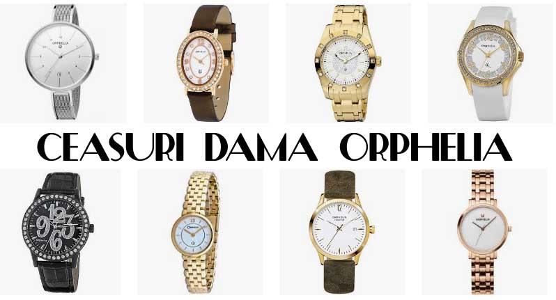 Ceasuri dama Orphelia originale ieftine online - Reduceri