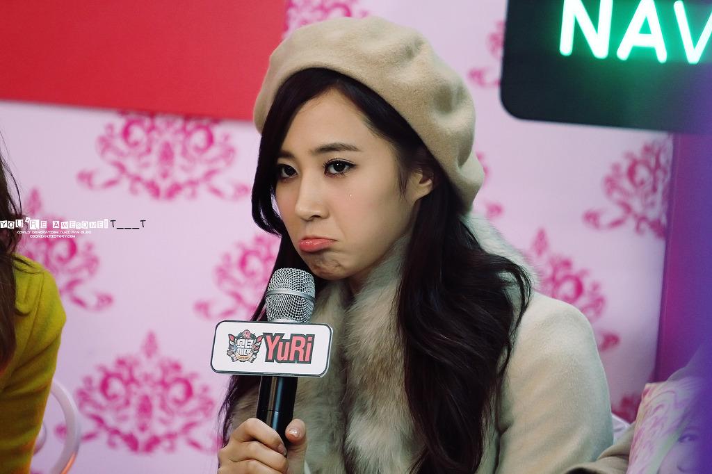 Sooyoung, Si \'Jerapah\' dari SNSD