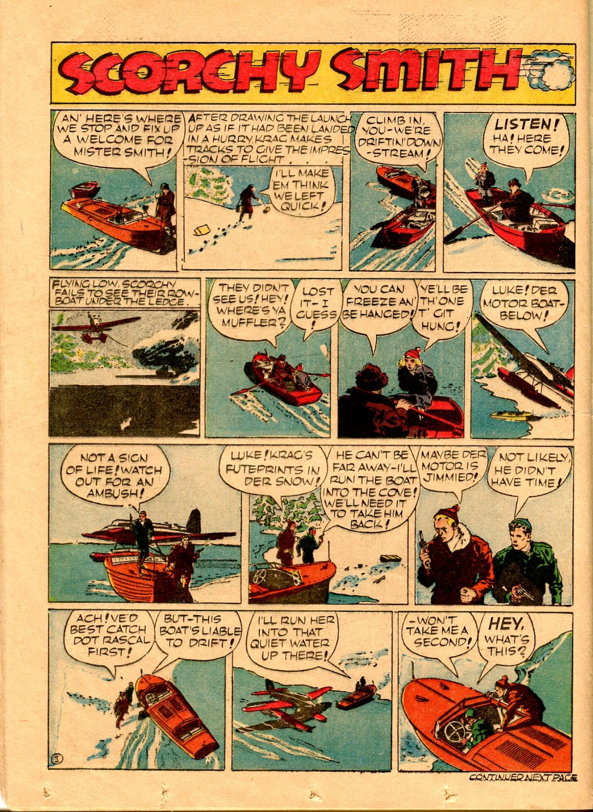 Read online Famous Funnies comic -  Issue #67 - 45
