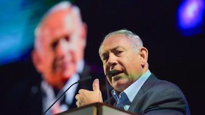 Netanyahu comunica a Merkel  inquietação por recrudescimento do antissemitismo