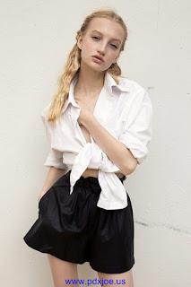 Sexy Model Pauline Ivashevskaya Photoshoot