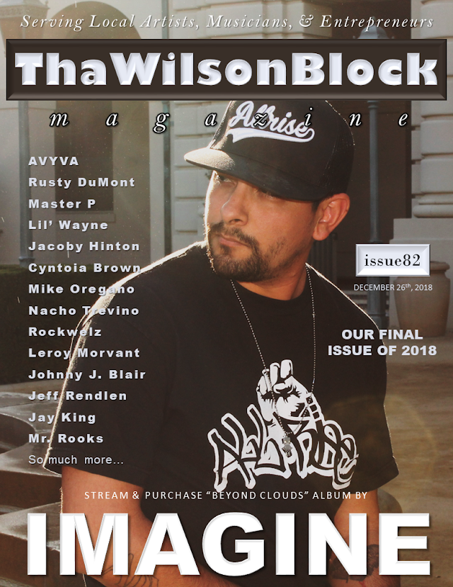 ThaWilsonBlock Magazine Issue82 (December 26th, 2018)