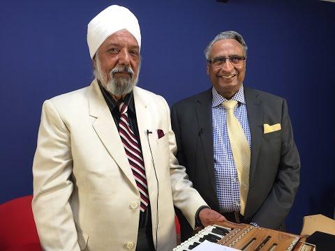 Deedar Singh Pardesi Punjabi Folk Singer In A TV Interview  HD Wallpaper Photo Images