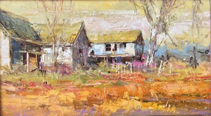 Американский художник. Rett Ashby