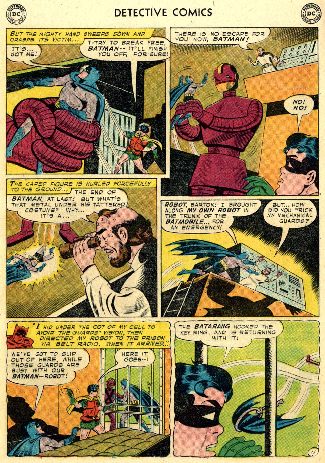 Read online Detective Comics (1937) comic -  Issue #258 - 13