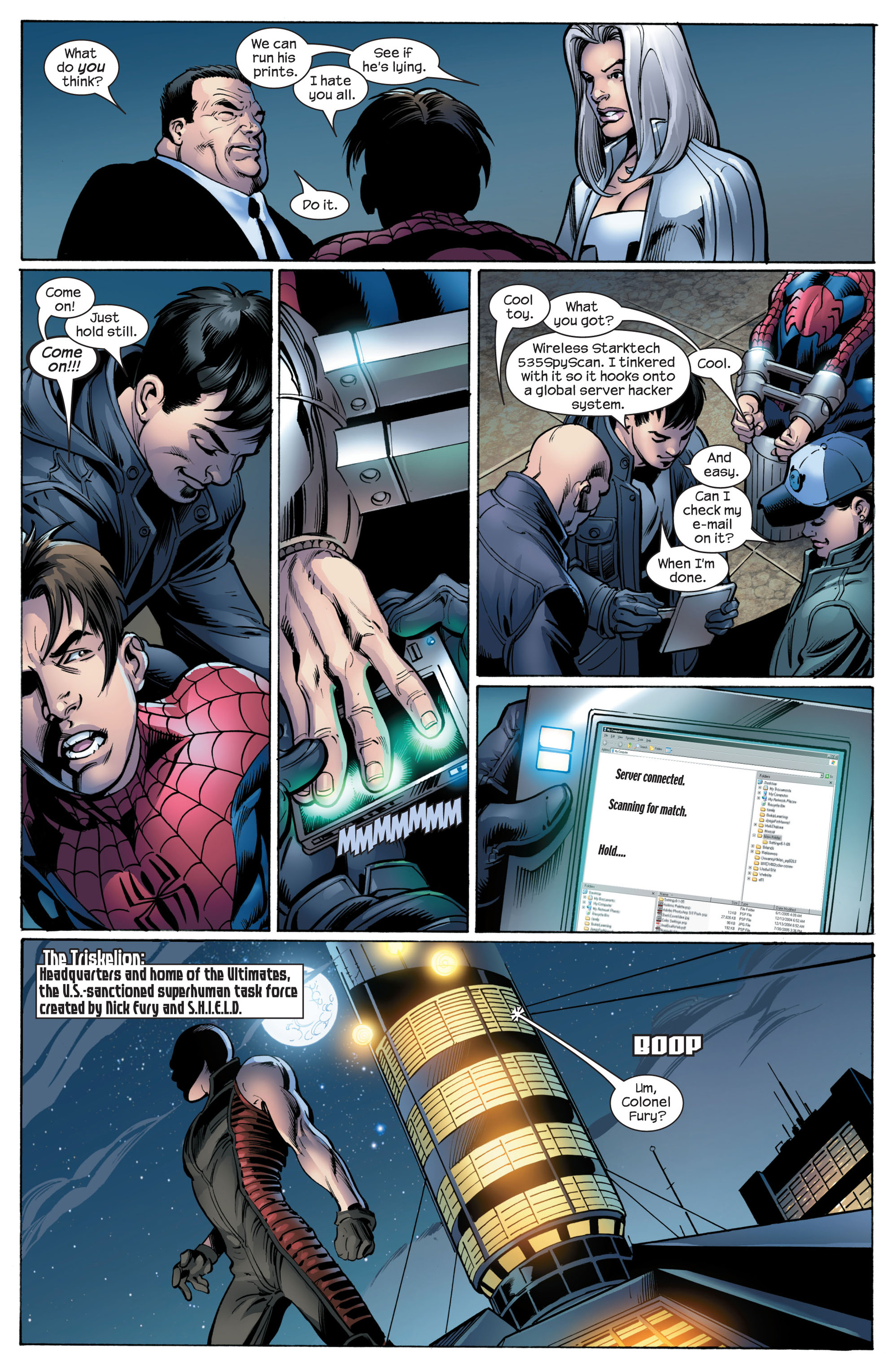 Read online Ultimate Spider-Man (2000) comic -  Issue #89 - 11