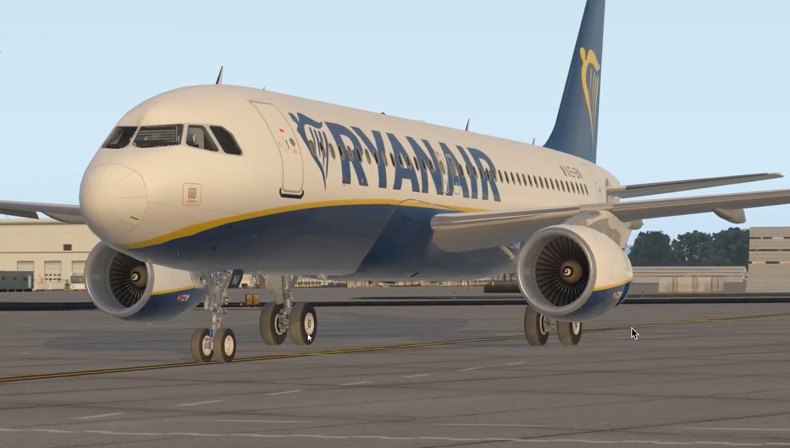 X-Plane flight simulation Blog