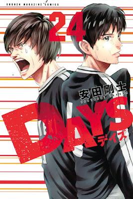 DAYS 第01-24巻 raw zip dl