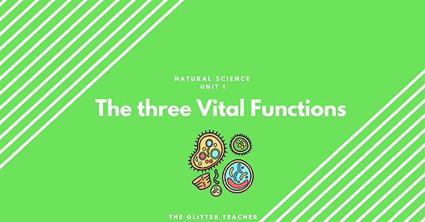 The three vital functions