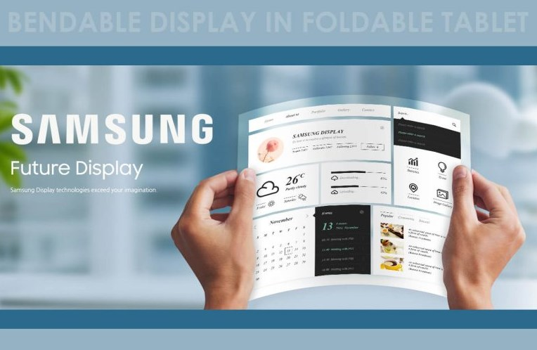 Samsung Future Display Foldable Tablet (letsgodigital.org)