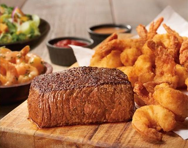 Itu0027s That Time Of The Year Again Where Outback Steakhouse Offers Their  Steak And Unlimited Shrimp Special.