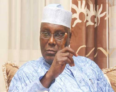 BREAKING: Atiku finally decamps to PDP [VIDEO]