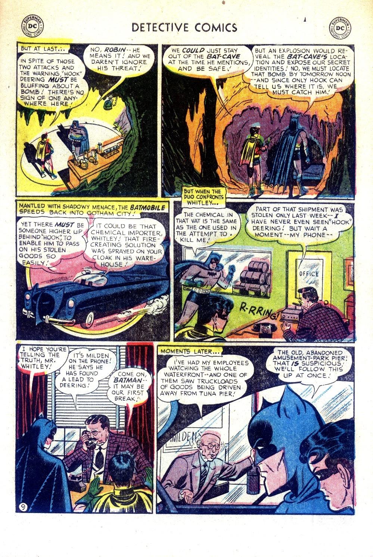 Read online Detective Comics (1937) comic -  Issue #188 - 11