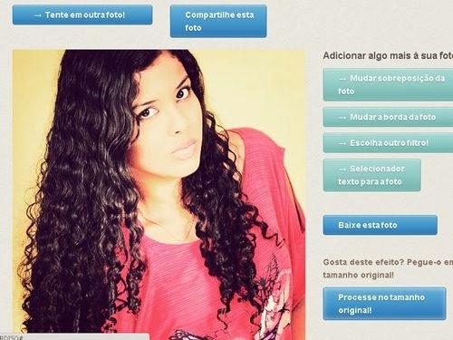 Adicionar Filtro em foto no site Rollip