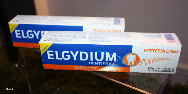 dentifrice Elgydium Protection caries