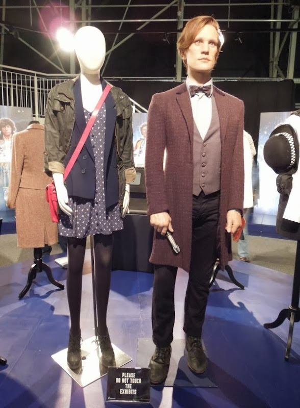 Clara Oswald 11th Doctor Who costumes
