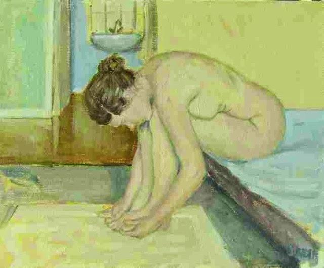 Французский художник. Sebastien Badia