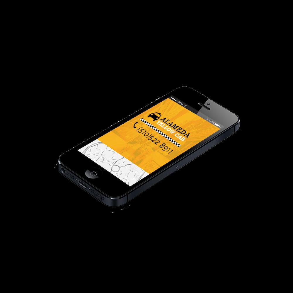 Alameda Yellow Cab app!