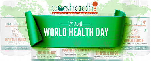 Stay Healthy World Health Day | Ayurveda Health Awareness