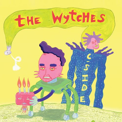 "THE WYTCHES ""C-Side"" / ""Hannover Square"""
