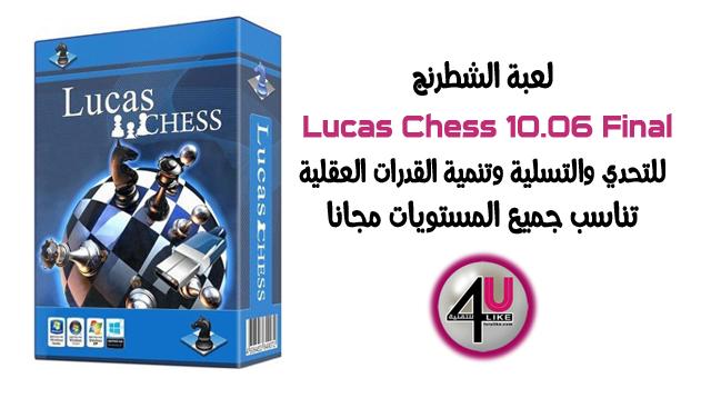 Lucas Chess 10.06 Final