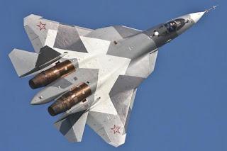 avions de chasse dernier cri Su-57