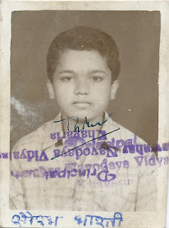 shaurabh bharti Profile pic for 10th, 1999