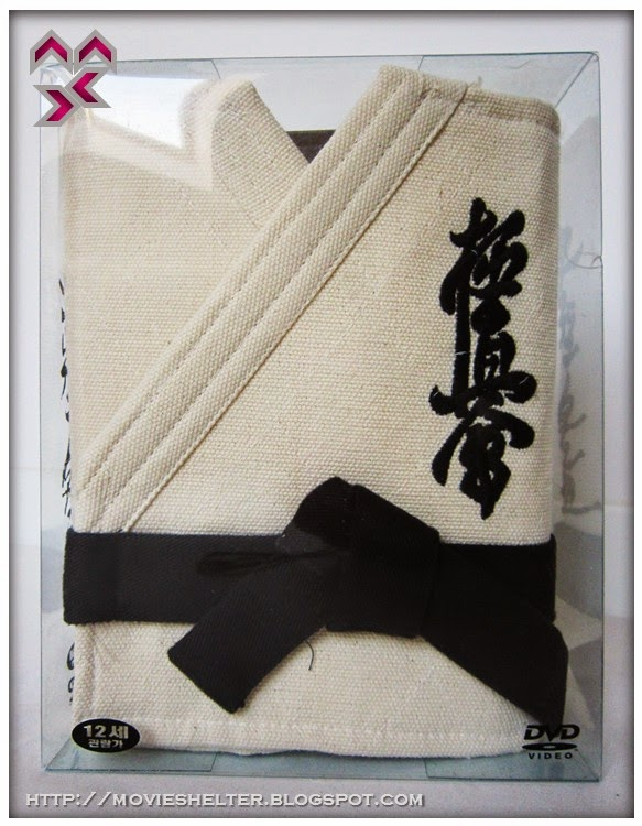 Movie Shelter Destination Point For Movies Fighter In The Wind Limited Kimono Edition Dvd Korea