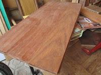 jenis lantai kayu solid merbau