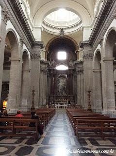 sao joao florentinos nave central - São João dos Florentinos