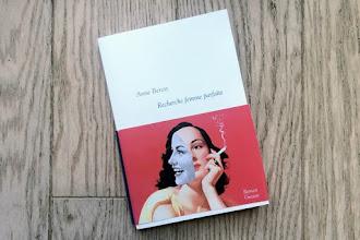 Lundi Librairie : Recherche femme parfaite - Anne Berest