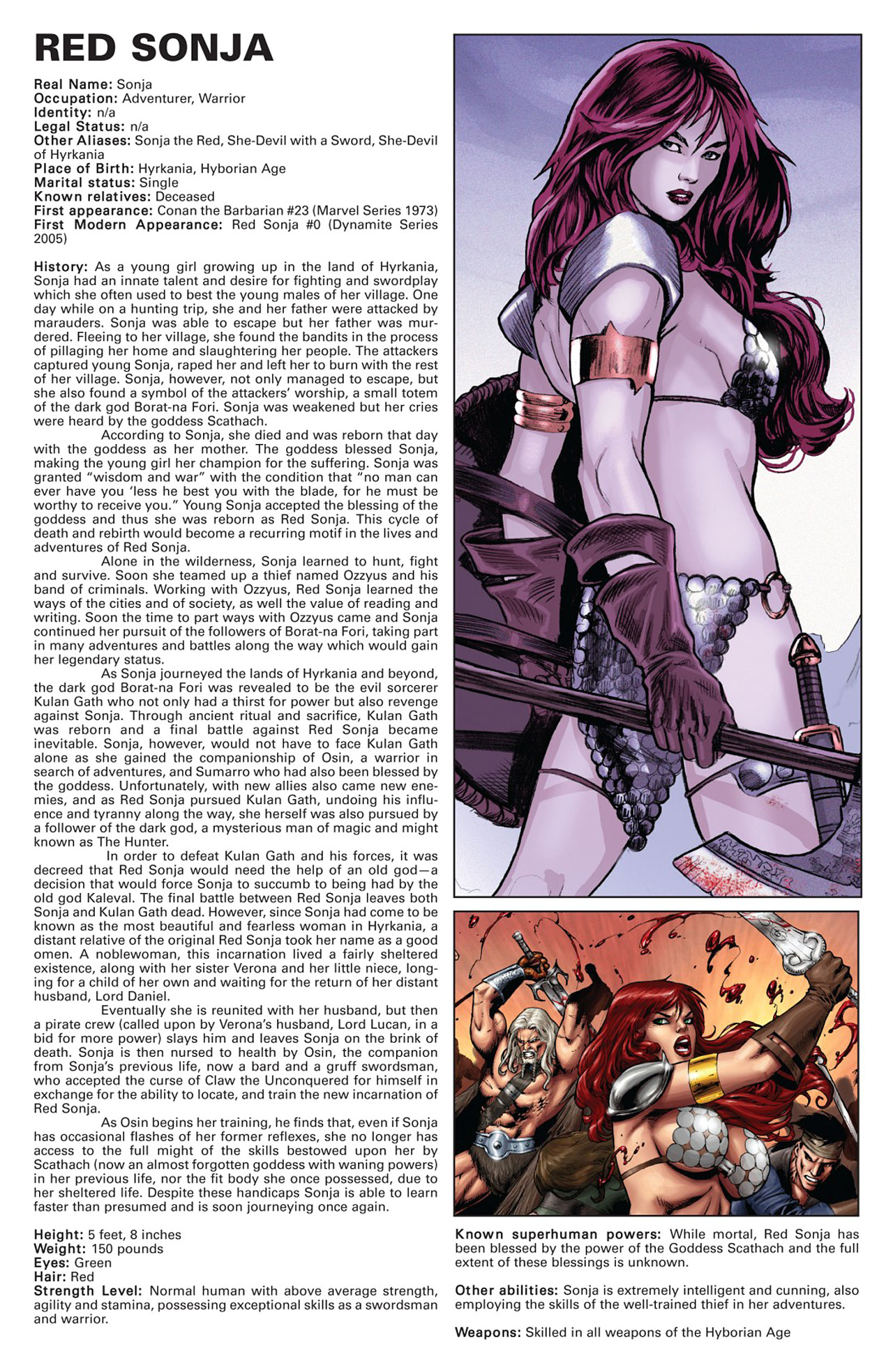 Read online Prophecy comic -  Issue #1 - 23