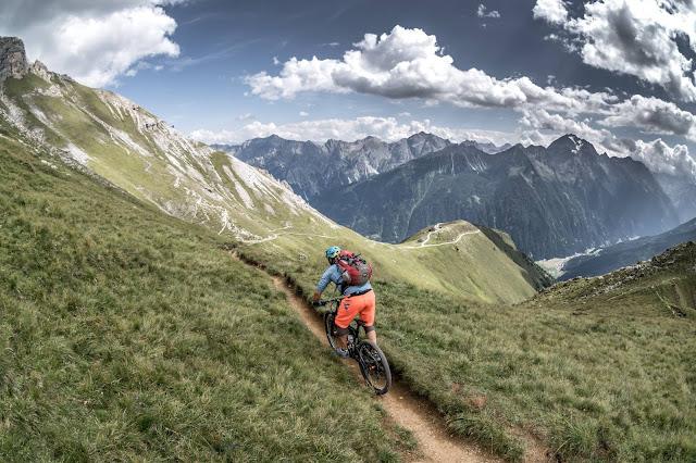 Trail Innsbruck Seejöchl