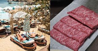 Διάλογος τραπεζίτη-σερβιτόρου στο Nammos της Μυκόνου για κρέας που κοστίζει 1.500 ευρώ το κιλό